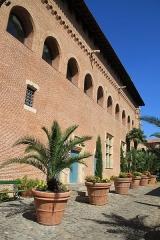 Ancien collège Saint-Raymond - Français:   Cour intérieure du musée Saint-Raymond, Toulouse
