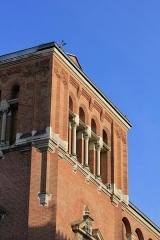 Ancien couvent des Augustins - Musée des Augustins à Toulouse - Rue d'Alsace-Lorraine