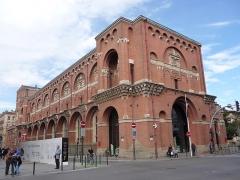 Ancien couvent des Augustins - Català: Façana de l'antic convent dels Agustins (Tolosa)