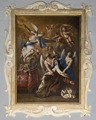 Couvent des Carmes Déchaussées - British painter
