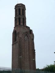 Ruines de l'église des Cordeliers - Français:   L\'église des Cordeliers de Toulouse (Haute-Garonne, Midi-Pyrénées, France).