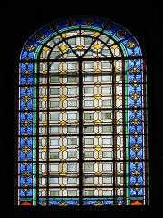 Eglise Notre-Dame-de-la-Daurade - Français:   Basilique Notre-Dame de la Daurade, vitrail