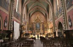 Eglise Saint-Nicolas - Français:   L\'église Saint-Nicolas de Toulouse (Haute-Garonne, Midi-Pyrénées, France).