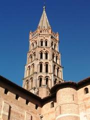 Eglise Saint-Sernin - Français:   Le clocher