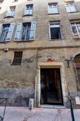 Ancien hôtel de Gayssion -  Hôtel de Gayssion.