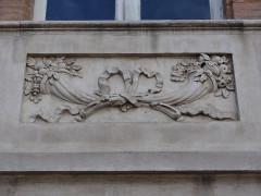 Ancien hôtel Jean du Barry - Français:   Lycée Saint-Sernin (hôtel Dubarry), Toulouse