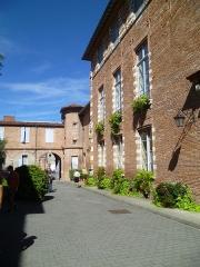 Ancien hôtel de Lestang - Français:   Hôtel de Lestang (Inscrit)