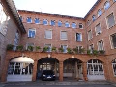 Ancien hôtel de Lestang - Français:   Hôtel de Lestang (actuel Rectorat de Toulouse)