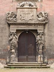 Hôtel de Pierre, dit aussi hôtel Jean de Bagis - French architect