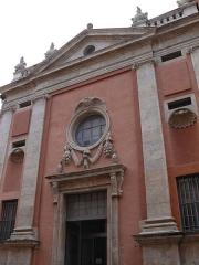 Ancien monastère des Religieux de Vienne (ou du Tau) - English: The monastery of the Religieux de Vienne, in Toulouse (Haute-Garonne, Midi-Pyrénées, France).