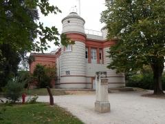 Ancien observatoire - Français:   L\'observatoire de Toulouse.