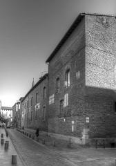 Ancien grand séminaire - Français:   Ancien grand séminaire de Toulouse (Haute-Garonne, France).