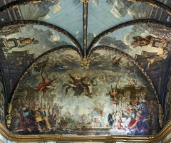 Ancien grand séminaire - French architect and painter