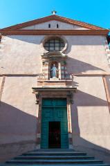 Ancien grand séminaire - Français:   Chapelle des Carmélites, Toulouse