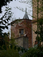 Tour de Guillaume Garreri - English: Guillaume Garreri's tower in Toulouse (Haute-Garonne, Midi-Pyrénées, France).
