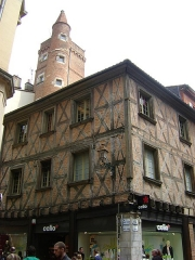 Tour de Serta - Français:   Tour de Serta à Toulouse.