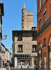 Tour de Serta - English:  The Tour de Serta. Tower built by the capitoul