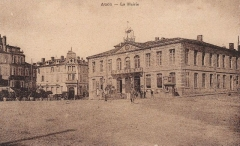 Hôtel de ville - English: The town hall in Auch