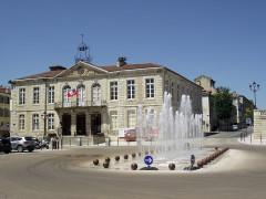 Hôtel de ville - English: Auch Town Hall, Gers, France