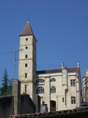 Tour du Sénéchal ou d'Armagnac - English: Tower of Armagnac, Auch, Gers, France