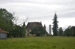 Château de Saint-Julien - Français:   Château de Cahuzac-sur-Adour