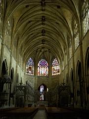 Ancienne cathédrale, actuellement église Saint-Pierre - Cathédrale de Condom, Gers, France