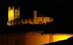 Ancienne cathédrale, actuellement église Saint-Pierre - This building is classé au titre des Monuments Historiques. It is indexed in the Base Mérimée, a database of architectural heritage maintained by the French Ministry of Culture,under the reference PA00094770 .