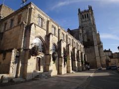 Ancienne cathédrale, actuellement église Saint-Pierre - Ancienne cathédrale de Condom, actuellement église Saint-Pierre