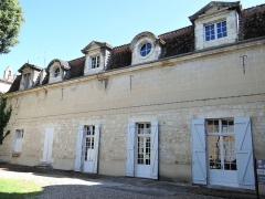 Ancien évêché, actuellement sous-préfecture, tribunal et musée de l'Armagnac - Français:   Condom - Musée de l\'Armagnac (ancienne dépendance du palais épiscopal)