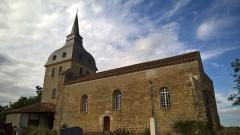 Eglise - Français:   Église Saint-Michel de Galiax