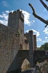 Enceinte fortifiée - Enceinte fortifiée de Larressingle