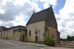 Hospice Saint-Jacques - Français:   Chapelle Notre Dame, annexe de l\'hospice de Lupiac, aujourd\'hui office de tourisme de la ville