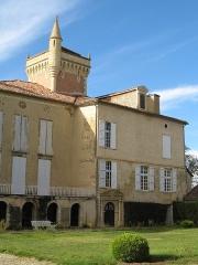 Château de Latour - Français:   Château de Latour (Inscription Classement)
