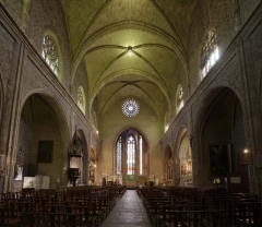 Eglise Notre-Dame - This building is indexed in the Base Mérimée, a database of architectural heritage maintained by the French Ministry of Culture,under the reference PA00094864 .