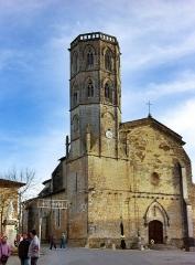 Eglise - Français:   Eglise de Montfort, Gers