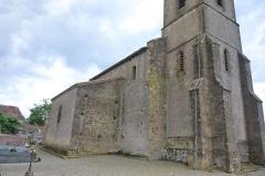 Eglise Saint-André - Français:   église Saint-André de Peyrusse-Vieille