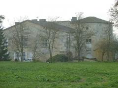 Château de Madirac - English: Château de Madirac, historical monument, La Romieu (Gers, France)