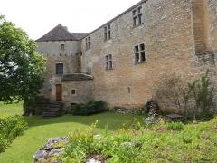 Château de Labastide dit aussi de Marsa - Français:   Château de Labastide (Inscrit)