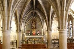 Chapelle Notre-Dame-de-Pitié - Français:   Intérieur de la chapelle Notre-Dame-de-Pitié de fr:Figeac.