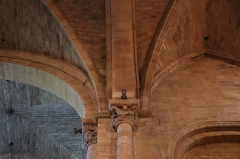 Eglise Saint-Sauveur - Français:   Intérieur de l\'église Saint-Sauveur de Figeac (46).