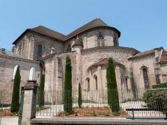 Eglise Saint-Sauveur - Église Saint-Sauveur (Classé)