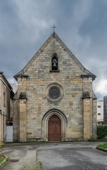 Hôpital - English: Chapel of the hospital in Figeac, Lot, France