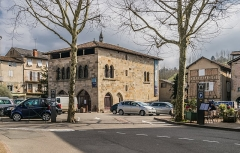 Hôtel des Monnaies - English: Hôtel de la Monnaie in Figeac, Lot, France