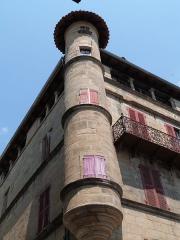 Maison Sisteron - Français:   Maison Duchêne (Inscrit)