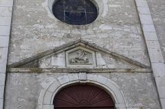 Eglise - Français:   Église Saint-Georges de Floirac.
