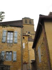 Eglise Saint-Pierre - Église Saint-Pierre de Gourdon