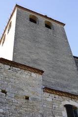 Eglise Saint-Christophe - Français:   Église Saint-Christophe de Montvalent.