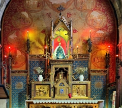 Chapelle Notre-Dame ou Miraculeuse ou de la Vierge - Chapelle Notre-Dame