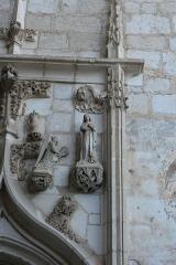 Chapelle Notre-Dame ou Miraculeuse ou de la Vierge - Chapelle Notre-Dame (Classé)