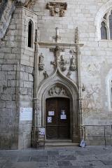 Chapelle Notre-Dame ou Miraculeuse ou de la Vierge - Chapelle Notre-Dame de Rocamadour.